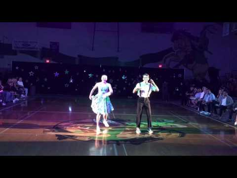 Dancing with the TOHS Stars, first half