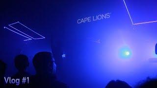 CAPE LIONS CONCERT! VLOG #1