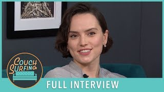 Daisy Ridley Looks Back On 'Star Wars', 'Murder On The Orient Express' & More   Entertainment Weekly