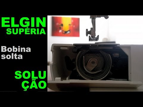 ELGIN SUPÉRIA - Bobina solta - SOLUÇÃO - Dúvida da Elisandra