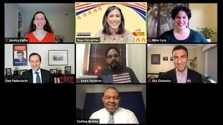 Schneps Media Rapid Fire Debate: NYC Council District 11 ALL CANDIDATES on PoliticsNY