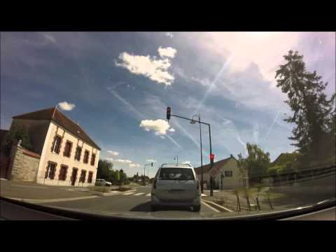 [Roadtrip 1 - France] N4: Paris to Troyes | 14.08.2015
