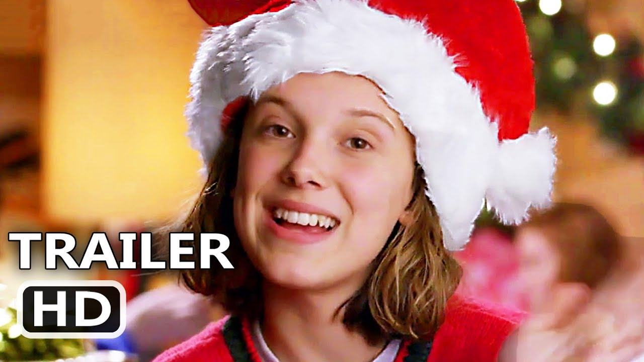 A Stranger Things Christmas.Stranger Things Christmas Trailer New 2019 Season 3 Netflix Series Hd