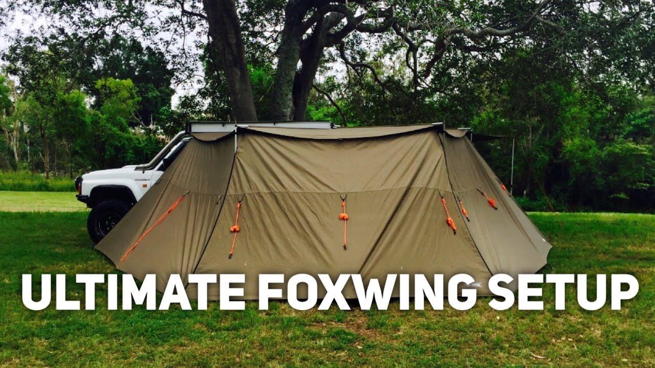 Ultimate Foxwing Setup Youtube