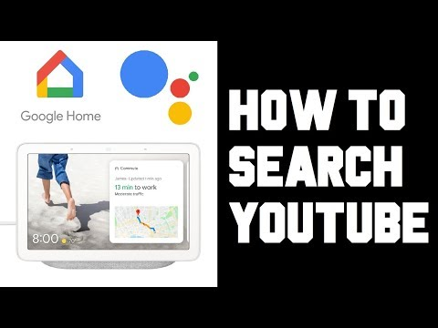 Google Home Hub How To Search Youtube? - How To Play Youtube Videos Google Home Hub