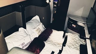 2019 SkyTrax - World's Best Airline - Qatar Airways QSuites - Best Business Class!