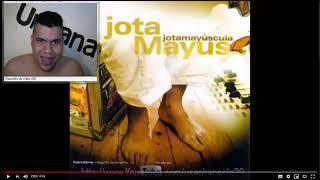 REAXIÓN_ Jotamayuscula - En El Cielo No Hay Alcohol (con Kase O) | UnPana