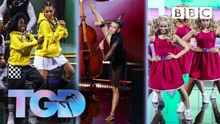 Watch all the dances from episode 6 - The Greatest Dancer | LIVE