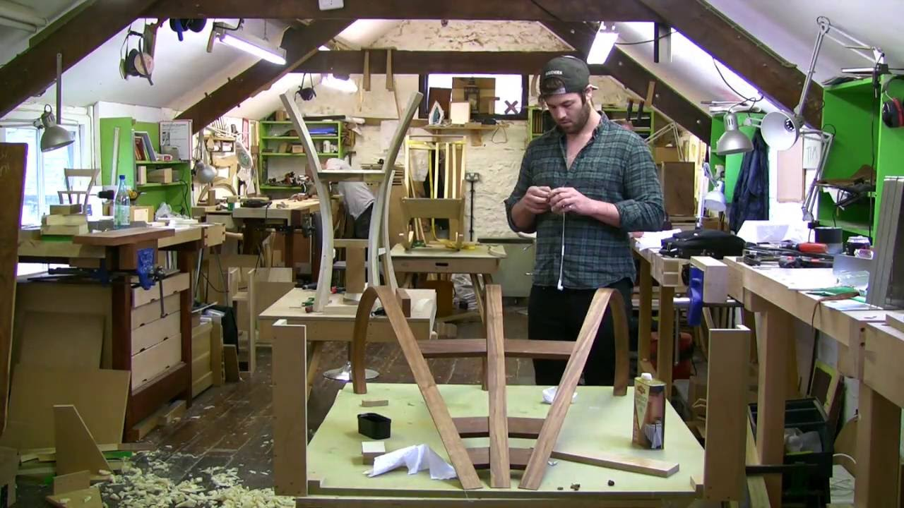 six month woodworking course - fine furniture maker