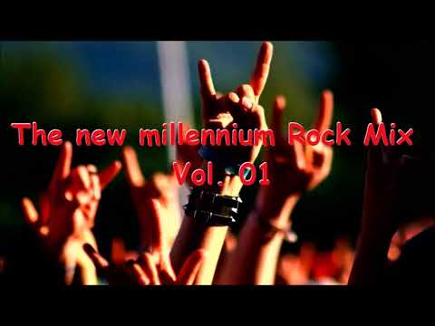 The New Millennium Alternative Rock non-stop compilation Vol. 01. HQ audio + cd covers.