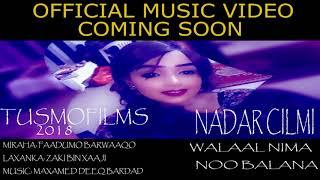 Nadar Cilmi |  Walaal nima Noo Balana | - New Somali Music Video 2018 (Official Video)