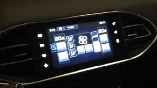Sport Button Peugeot 308 1.2 e-THP 130