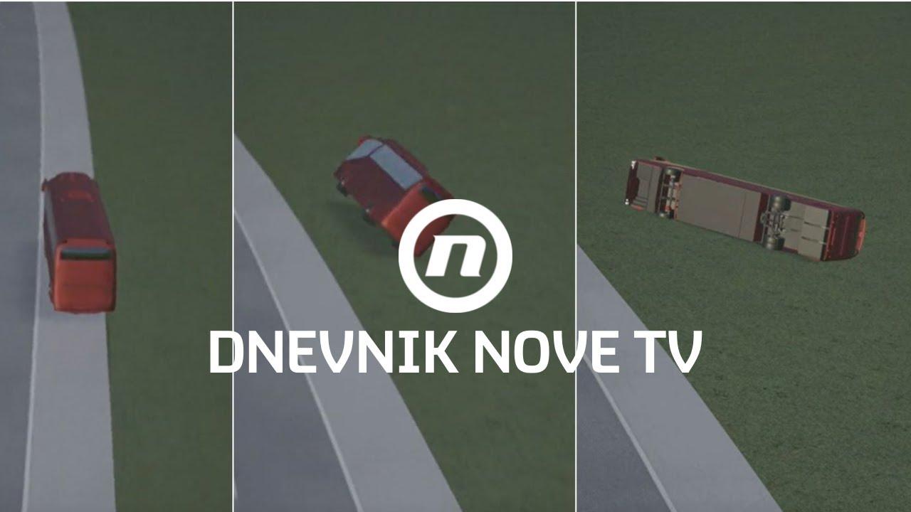 Rekonstrukcija prometne nesreće kod Slavonskog Broda