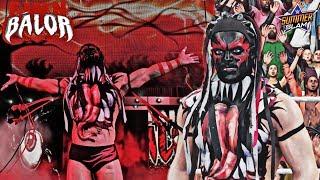 DEMON BALOR IS BACK! Finn Balor Summerslam Demon Paint Attire Mod! (WWE 2K18)