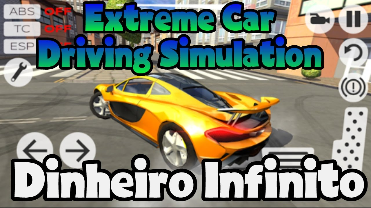 Extreme Car Driving Simulator Apk Mod Dinheiro Infinito Unlimited