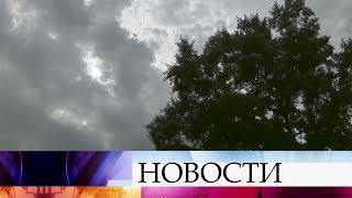 ВМоскве объявлено штормовое предупреждение.