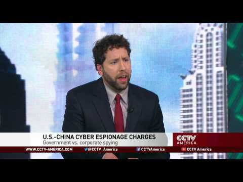 Allan Friedman on U.S.-China Cyber Espionage Charges