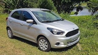 Ford Ka SE 1.0 2018: avaliação - preço, consumo e pontos negativos - www.car.blog.br