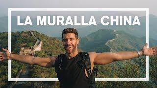 LA INCREÍBLE ESCALADA A LA GRAN MURALLA CHINA (4K) | enriquealex