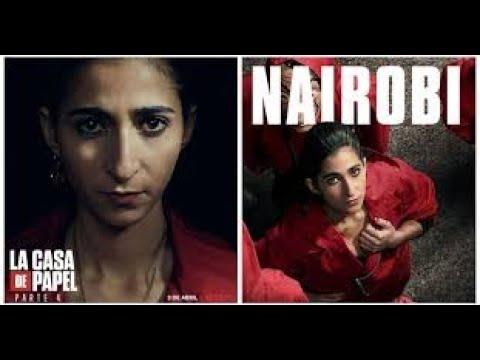 Profile Nairobi – Phi Vụ Triệu Đô . Nairobi có phải là Lesbian ?????