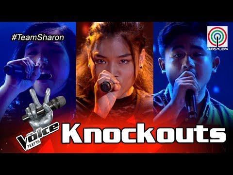 The Voice Teens Philippines Knockout Round: Alyssa vs Daryl vs Alessandra