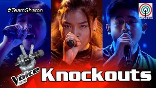 The Voice Teens Philippines Knockout Round: Alyssa Vs Daryl Vs Alessandra