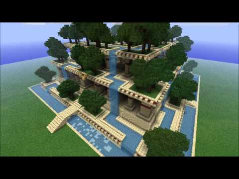 Top 5 construction minecraft youtube for Build best construction