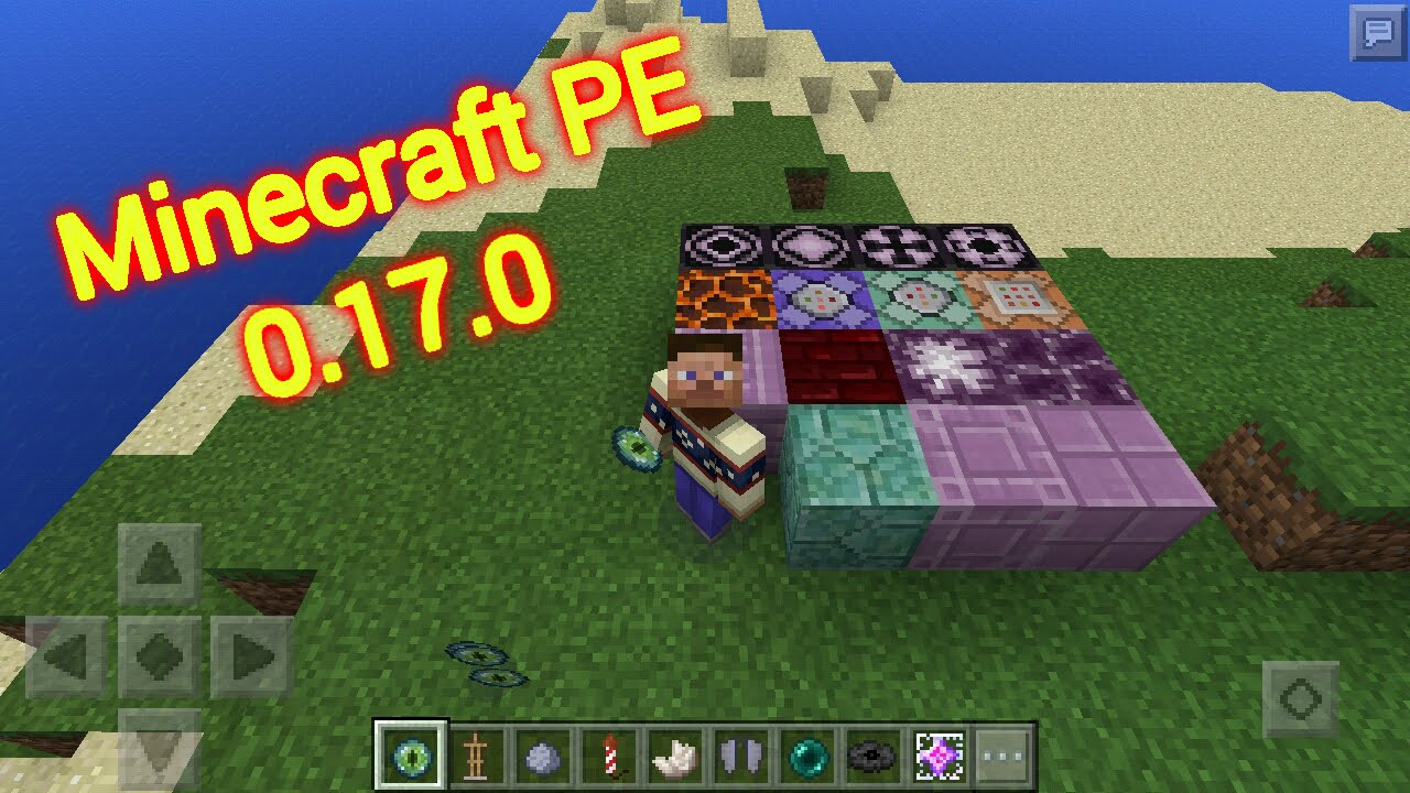 скачати minecraft pe