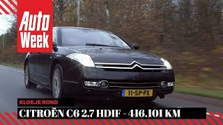 Citroën C6 2.7 HDiF - 2006 - 416.101 km - Klokje Rond