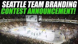 Seattle Team Branding Contest Announcement!