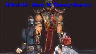 Mortal Kombat 9 Eiffel 65 - Blue (K Theory Remix)