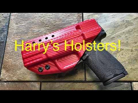 The Insider Defender by Harrys Holsters - Top Quality and Versatility!