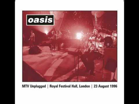 MTV Unplugged (1996) Oasis
