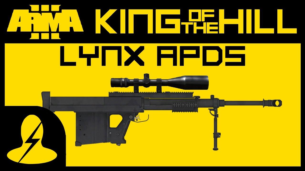 Arma 3 Lynx – Ikouu