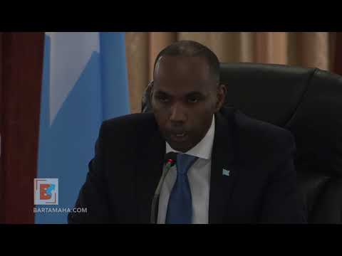 Comprehensive approach to security in Somalia discussed today in Mogadishu