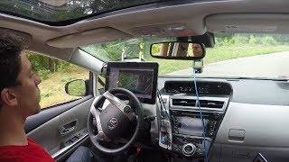 Self-Driving Cars for Country Roads