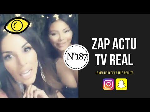 """[ ZAP ACTU TV REAL ] N°187 du 27/07/2019 - Laura : """"Il y en a pour 200k de chirurgie (...) 😂"""" thumbnail"""
