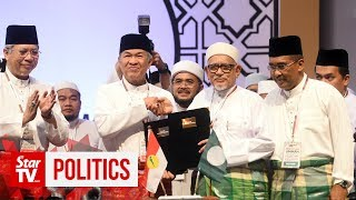Umno and PAS sign charter to mark new chapter of political cooperation