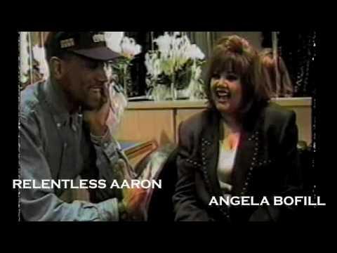 RELENTLESS INTERVIEWS ANGELA BOFILL
