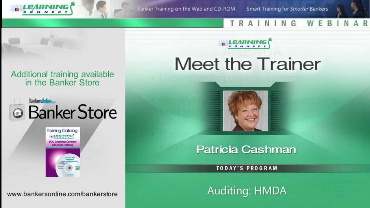 Auditing Hmda