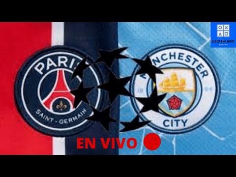 MANCHESTER CITY VS PSG EN VIVO UEFA CHAMPIONS LEAGUE , GOLES ,RESUMEN Y PREDICCIÓN.