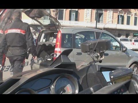 Napoli Auto Rubate Con Telai Contraffatti 39 Denunce 300317