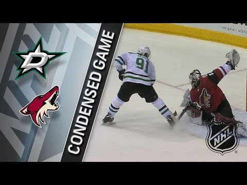 Dallas Stars vs Arizona Coyotes – Feb. 01, 2018 | Game Highlights | NHL 2017/18. Обзор матча