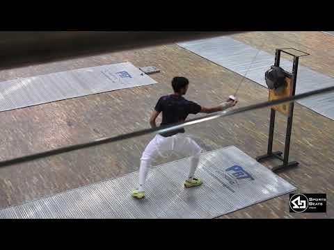 Karan Singh Gurjar - Indian Army Trained Indian Fencer