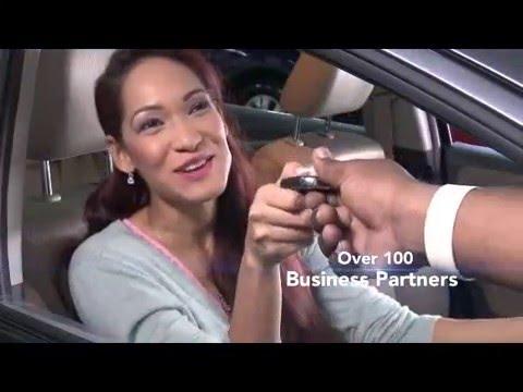 Cindy F. Daniel in Ansa McAl Premier Card Commercial