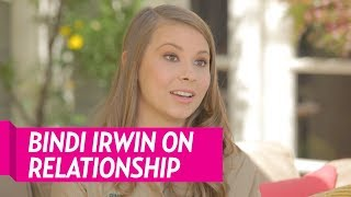 Bindi Irwin Opens Up About Relationship With Chandler Powell