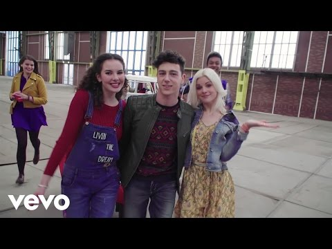 """Just Like Me! Cast - A New Beginning (From """"Just Like Me!""""/Official Video)"""