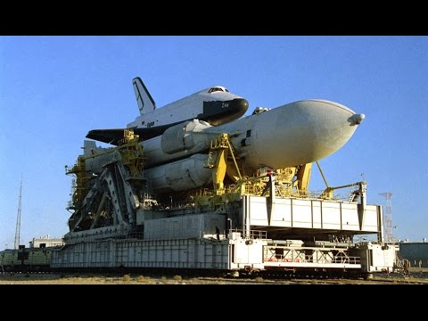 buran soviet space shuttle YouTube