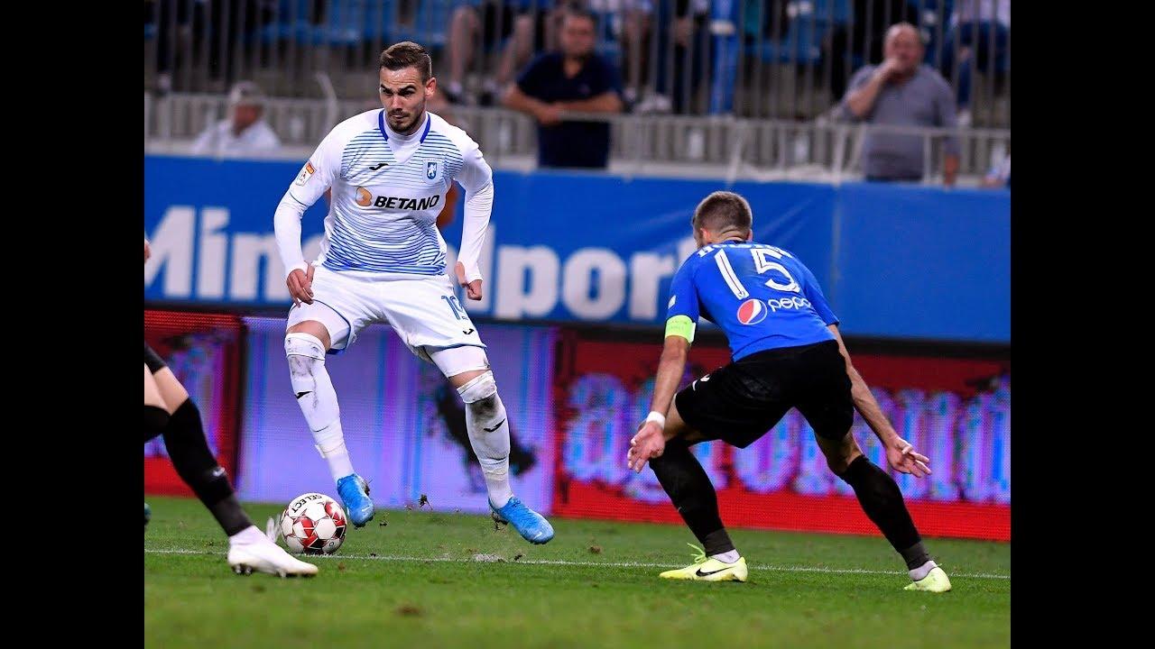 Rezumat: U Craiova - Viitorul 3-1 Etapa 11 Liga 1 2019-2020