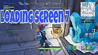 """Find the secret battle star in loading screen #7"" | FORTNITE BATTLE ROYALE"